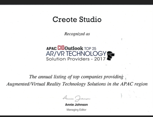 Top 25 AR/VR Technology Solution Providers 2017